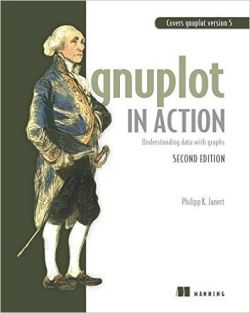 Book cover: Gnuplot in Action