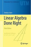 Linear Algebra Done Right (Axler)